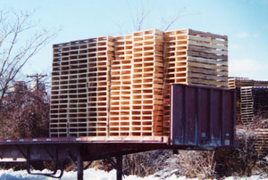 Pallet manufacturers